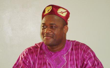 Gabriel Ameyi, Président de la Fédération togolaise de football