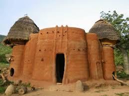 Habitat traditionnel chez les Batamariba