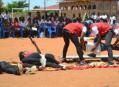 Concours autour des premiers secours et principes Croix Rouge Togolaise