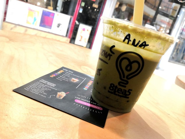 Brusel - 8tea5 Matcha
