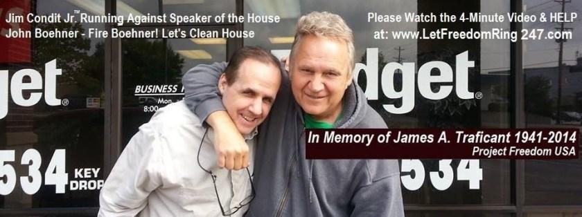 Jim Condit Jr and Jim Traficant LFR247