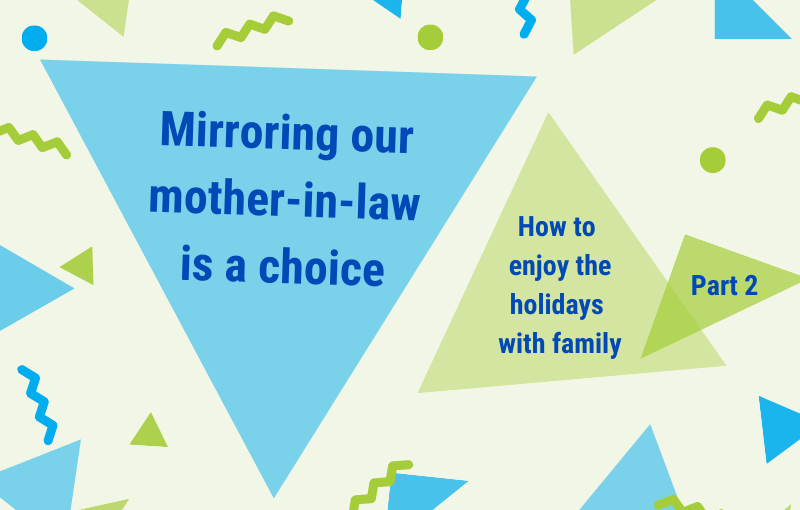 What to do if mirroring others' behaviours and attitudes doesn't serve us