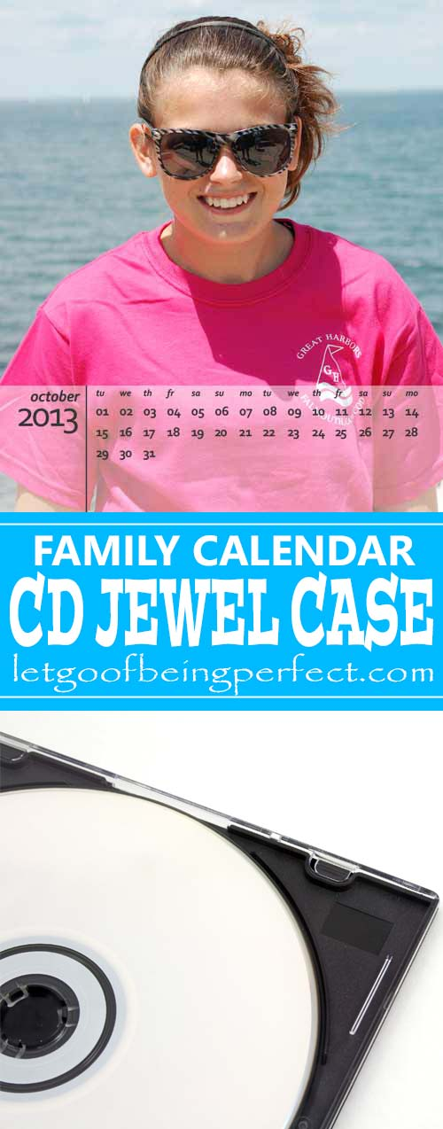 Upcycle and recycle old plastic CD cases into a cute, personalized gift for family members. Visit the site for different ways to repurpose ordinary items into something new. Refashioning, redoing, recycling, upcycling, http://letgoofbeingperfect.com