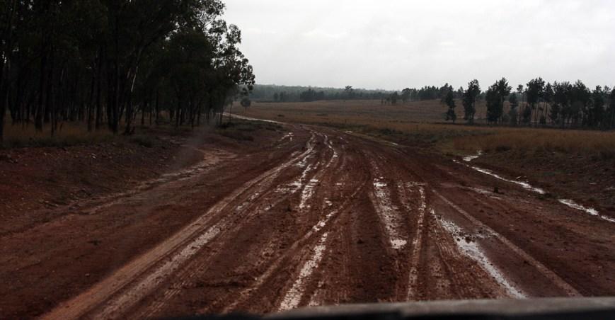 Muddy-Road