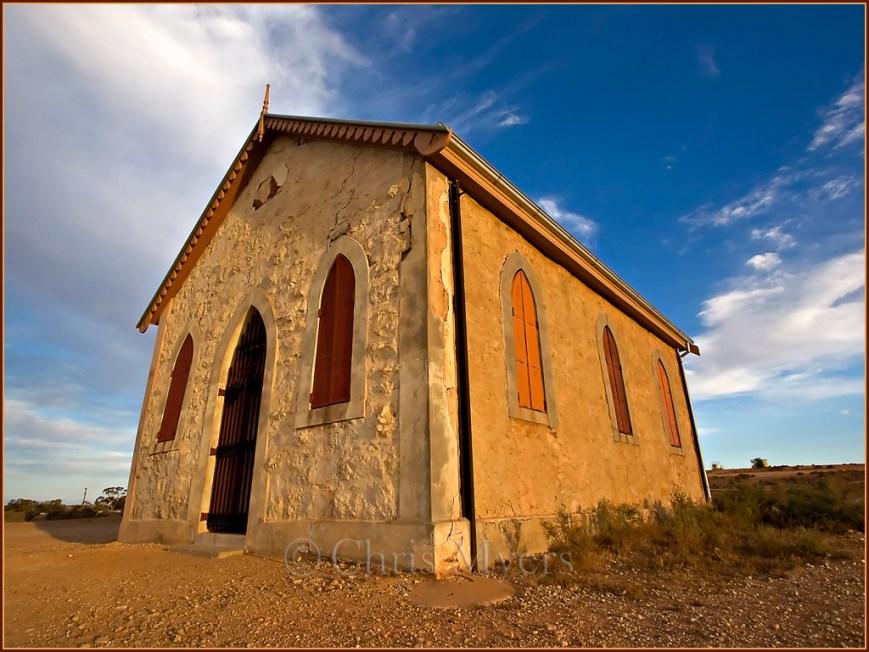 Church at Silverton