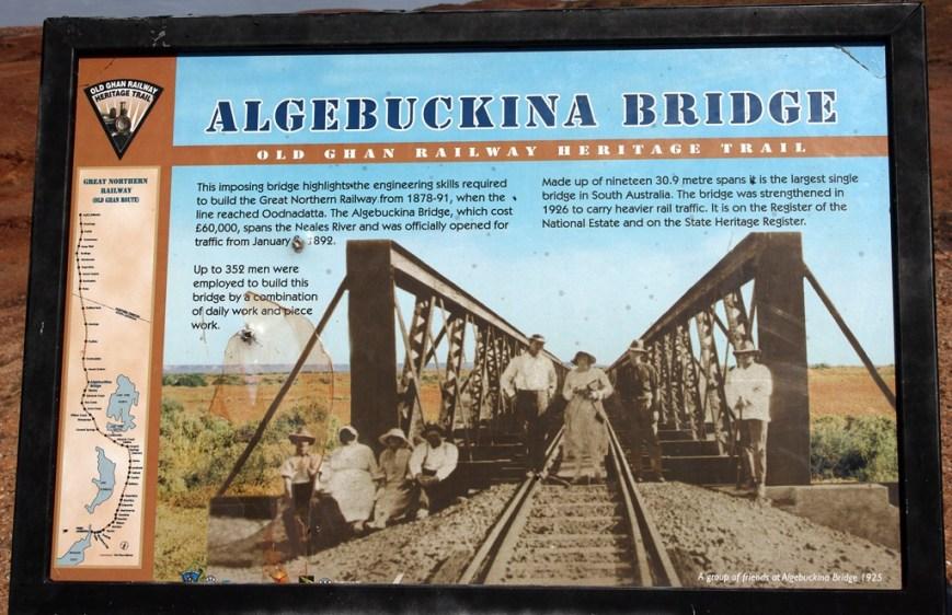 Algebuckina-Bridge