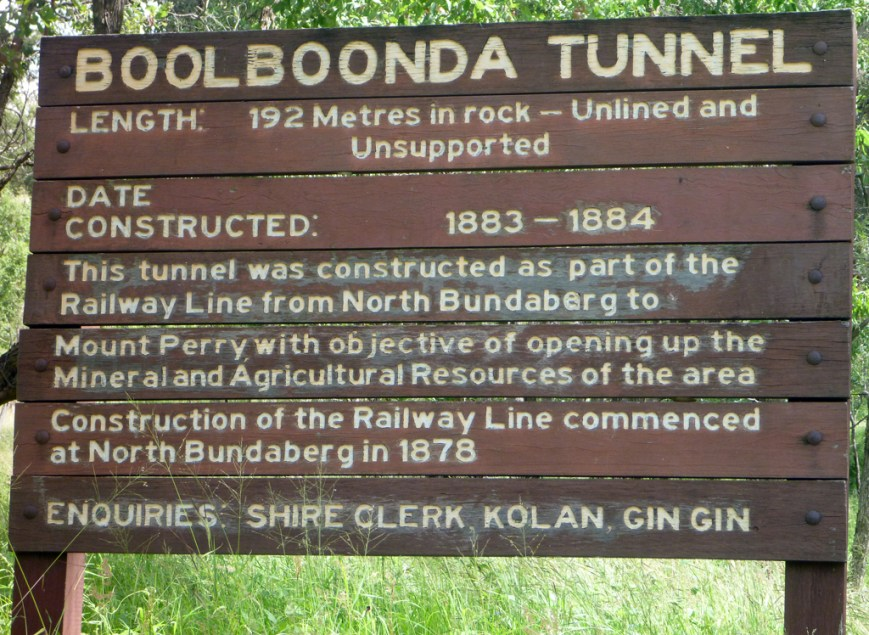 Boolboonda-Tunnel
