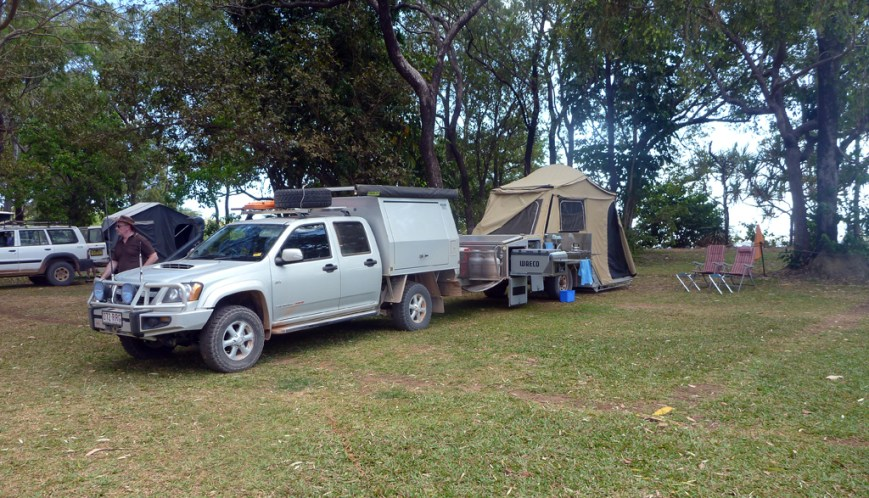 Weipa-Campground-our-site