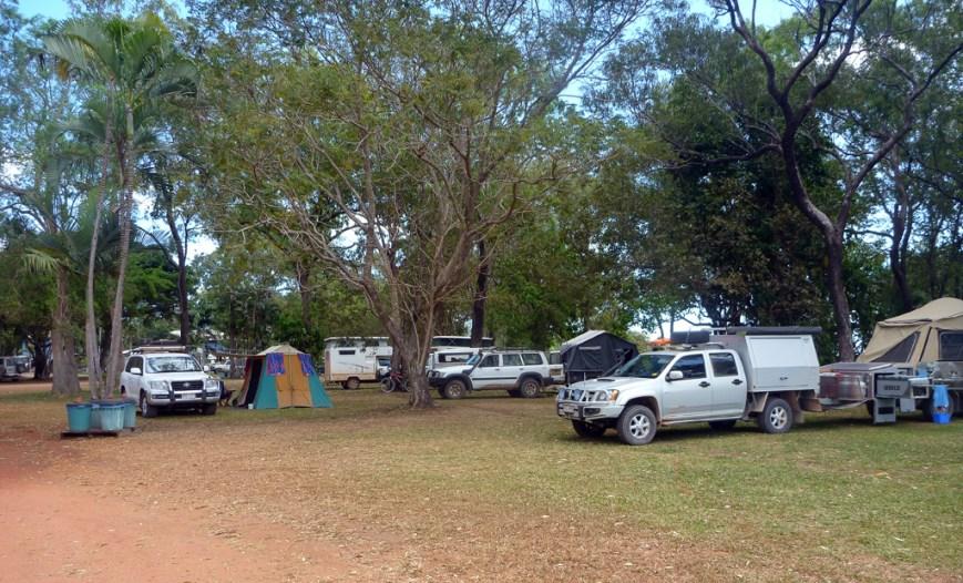 Weipa-Campground