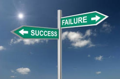 Thất bại không là mẹ thành công