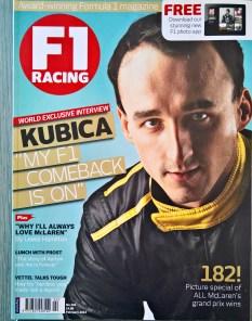 F1+racing+kubica