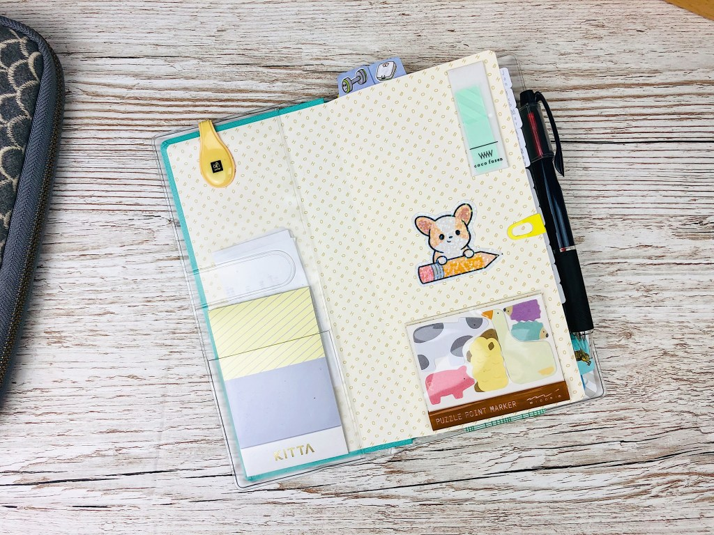 hobonichi weeks front cover