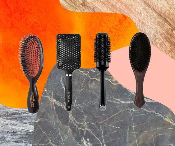 頭髮保養步驟需要好梳子