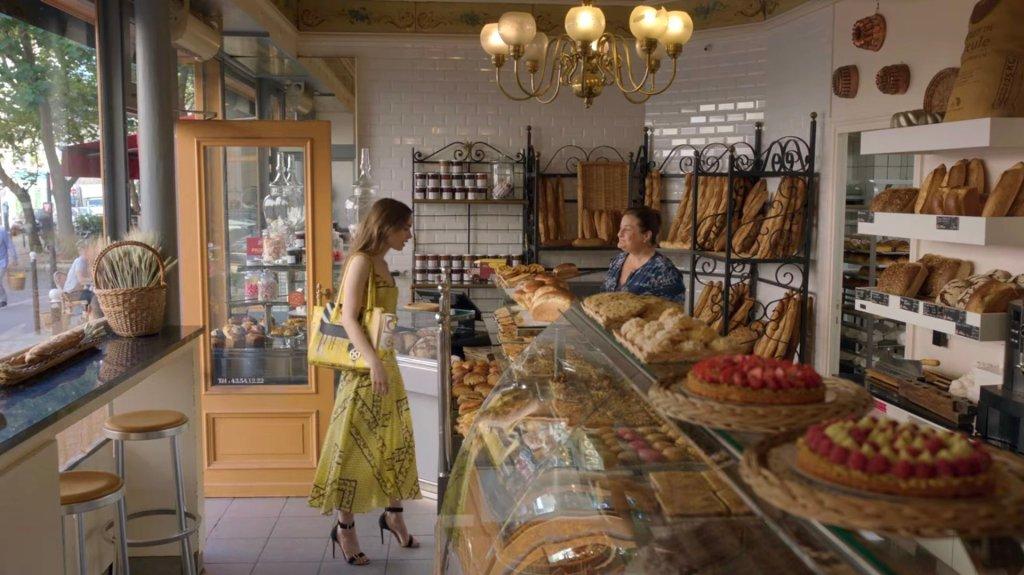 艾蜜莉在巴黎吃什麼