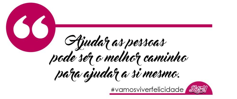 #vamosviverfelicidade