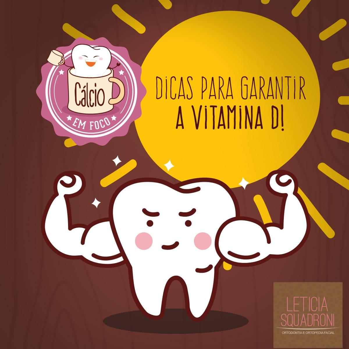 Dicas para garantir a vitamina D!