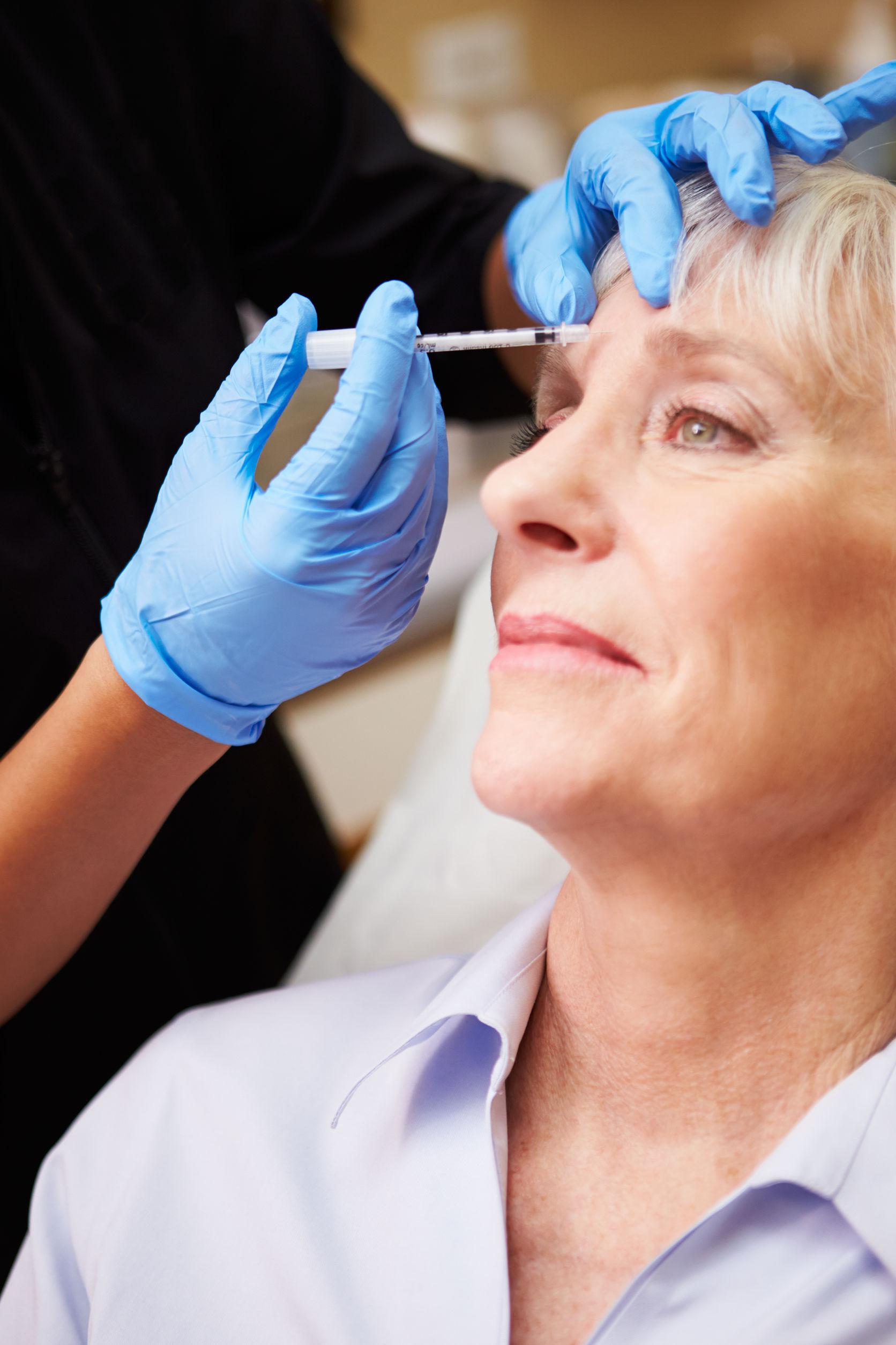 Toxina botulínica (Botox)