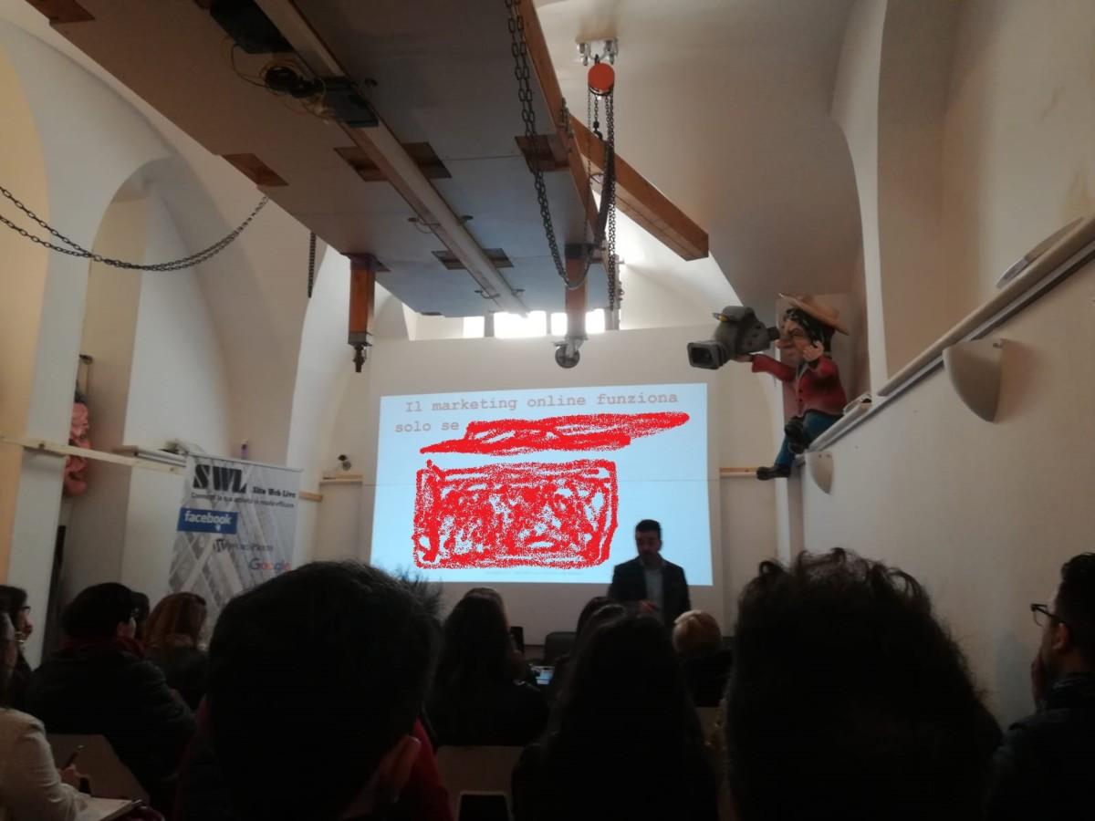 I segreti del web 3.0 – Putignano 31/marzo/2019
