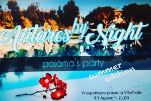 Pigiama party – by Antares pigiameria specializzata