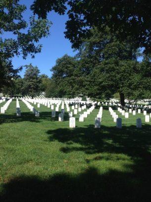 Arlington Cemetery, Washington