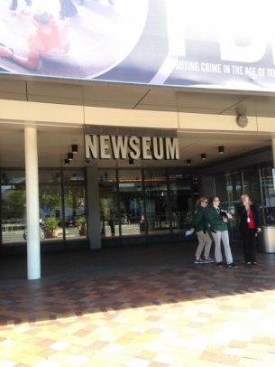 Newseum, washington dc