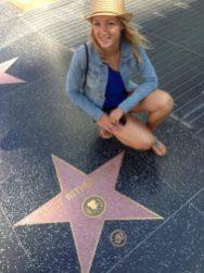 Hollywood LA - Walk of Fame