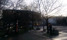 St Sofia piazza