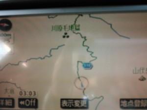 地図 県道310号