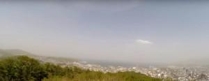 小樽市 坂道 眺望