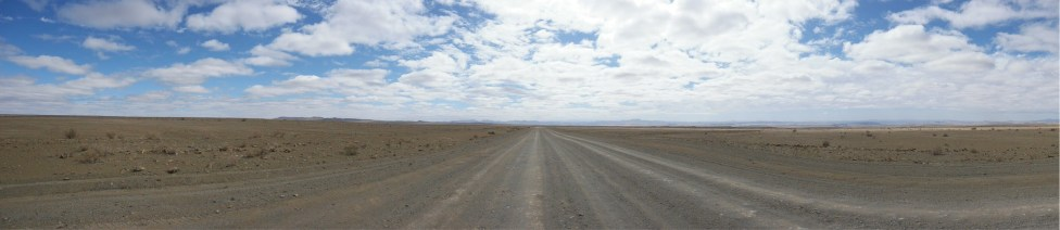 Panorama route namibie
