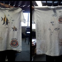 Direct to Garment Shirts (DTG)