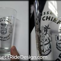 Custom Printed – Pint Glasses