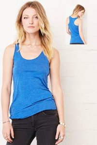 8430 BELLA+CANVAS® Triblend Racerback Tank in