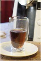 Thé en machine capsule