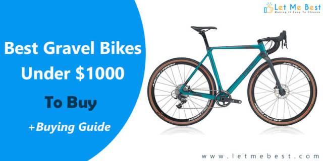 Best Gravel Bikes Under 1000 Dollars (2020) Reviews [Top ...