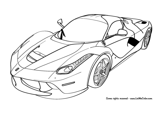 10 must see 39 fast lane 39 car coloring pages letmecolor