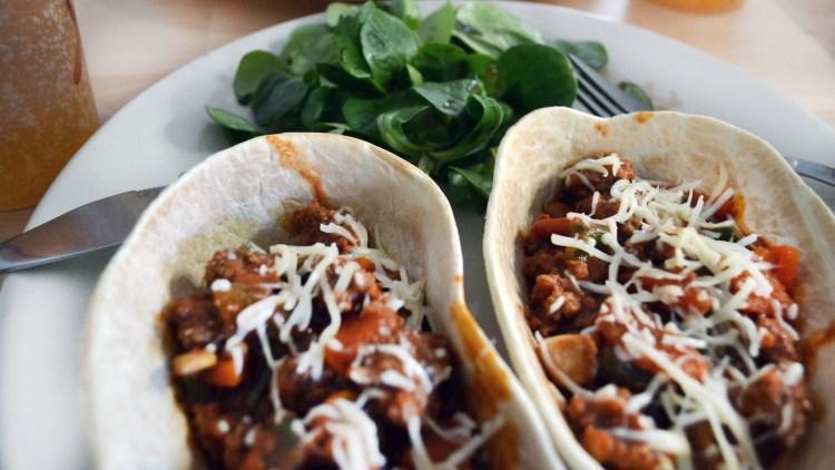 Tacos Franco Mexicain