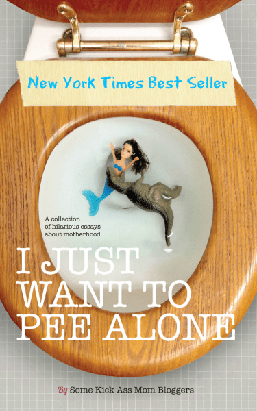 I Just Want to Pee Alone is the New York Times Best Selling parenting humor anthology featuring Kim Bongiorno with the opening essay.