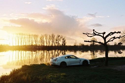 Nissan GTR 5