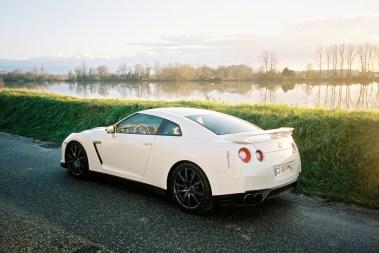 Nissan GTR 9