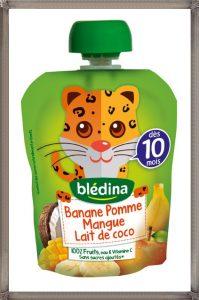 Le top des testeuses Blédit'Fruit 100% Fruits Alimentaire
