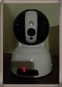 Caméra de sécurité 360°