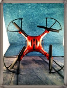Le top des testeuses Drone Axis Gyro RC Quadcopter 2,4GHz Plein Air