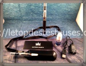 Le top des testeuses Cigarette Electronique Ego-T Cigarette Electronique