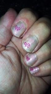Le top des testeuses Tuto Stamping présenté par Priscilla Nail Art