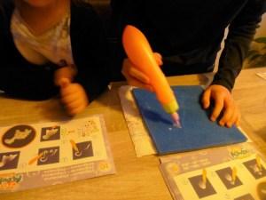 Le top des testeuses Quand la mousse devient un jeu d'enfant !! Loisirs Créatifs Enfants