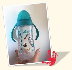 Le top des testeuses Le biberon Anatole « little bottle » Enfants