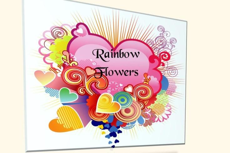 Le top des testeuses Bijoux en folies avec Rainbow Flowers !! Bijoux Les créations