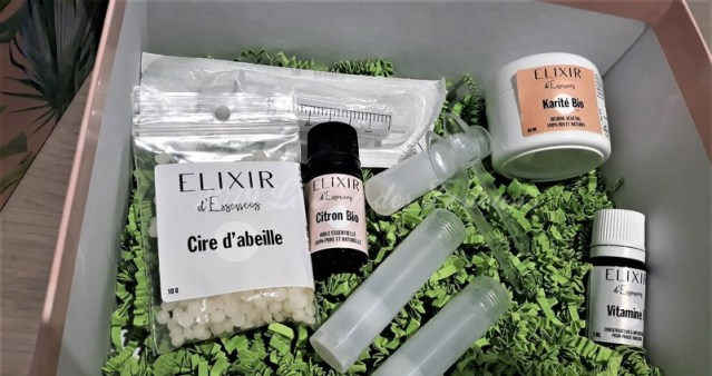 Baume Elixir d'essence