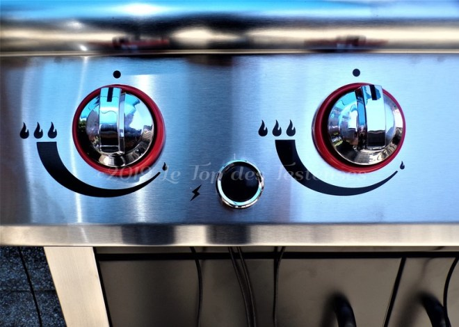 Barbecue à Gaz Manhattan 450 GPI Somagic